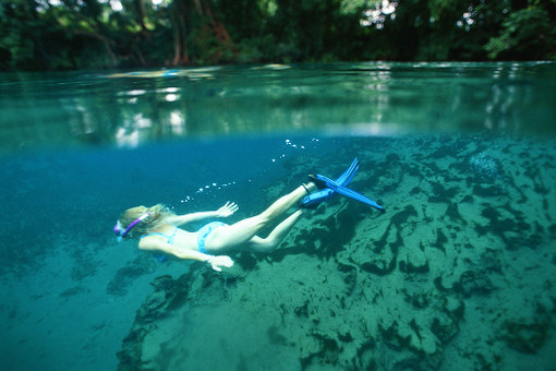 Blue Holes Deco Stop Lodge Espiritu Santo Vanuatu