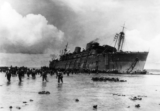 Dive the SS President Coolidge, Espiritu Santo Vanuatu