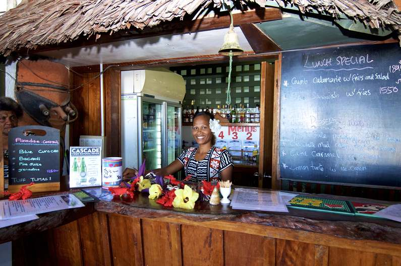 Deco Stop Lodge - Our gorgeous staff are ready to attend to your every need