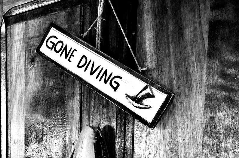 Gone Diving, Deco Stop Lodge, Espiritu Santo, Vanuatu