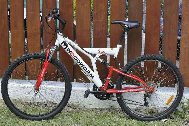 Mountain Bike Hire, Deco Stop Lodge